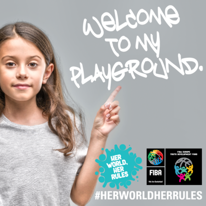 "Kampagne ""Her World, Her Rules"""
