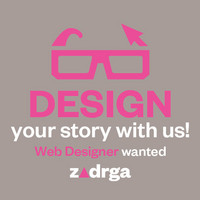 Agency ZADRGA is looking for a web designer